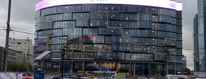 Sberbank Agile Home is one of สถานที่ที่บันทึกไว้ของ Алексей.