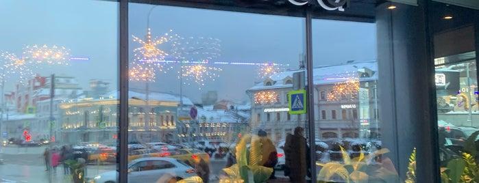 BUZfood is one of Москва и загородные поездки.