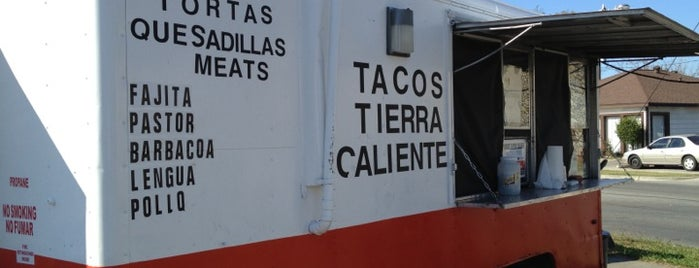 Tacos Tierra Caliente is one of Food Trucks.