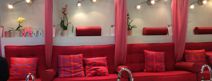 Deluxe Nail Bar Spa is one of California!.