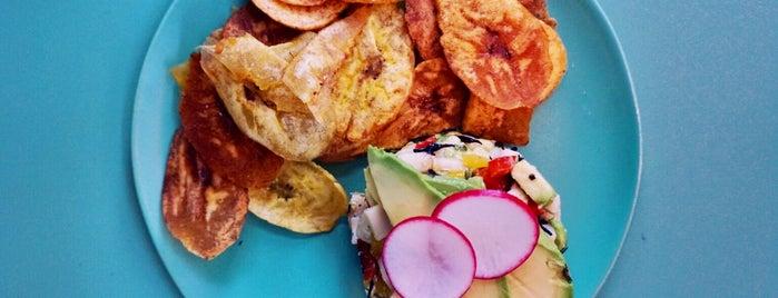 JaJaJa Plantas Mexicana is one of NYC EATS.