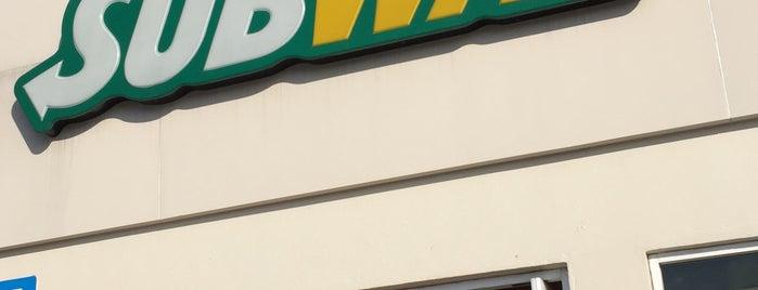 Subway is one of Lugares favoritos de Ferchie.