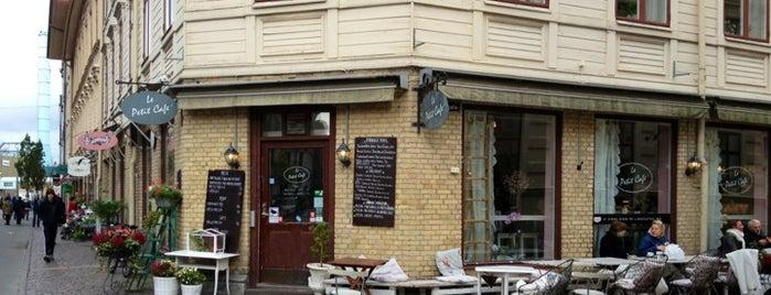 Le Petit Café is one of Gothenburg.