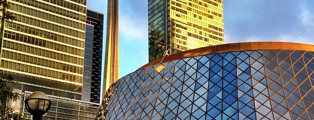 Roy Thomson Hall is one of Across the World.