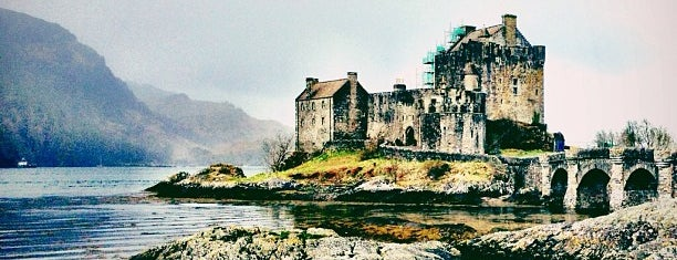 Eilean Donan Castle is one of Scotland.
