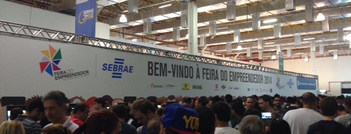 Feira do Empreendedor 2014 is one of CrIsTiAnO : понравившиеся места.