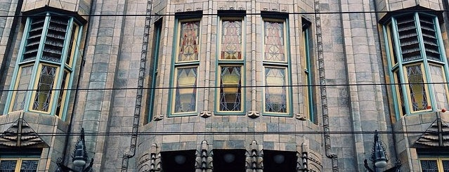 Pathé Tuschinski is one of The Nederlands.