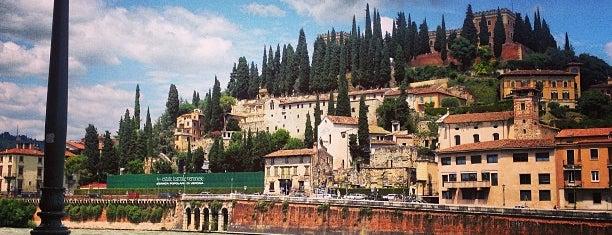 Verona is one of Italia.