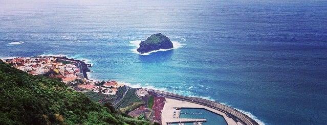 Puerto de Garachico is one of Islas Canarias: Tenerife.