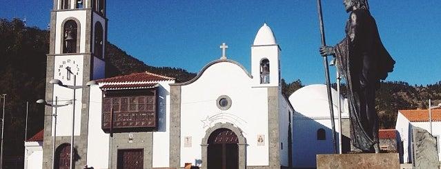 Santiago del Teide is one of Islas Canarias: Tenerife.