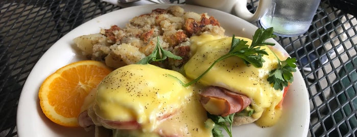 The Park Cafe is one of Where to Brunch in Every State.