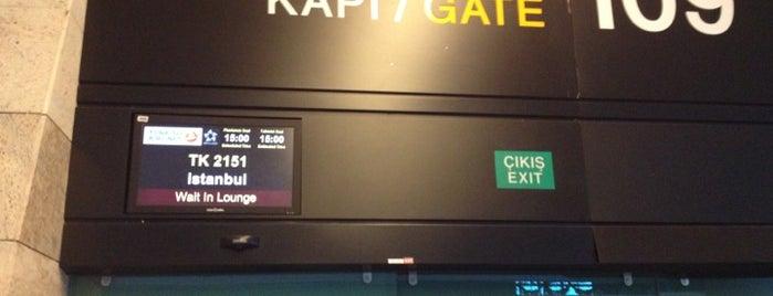 Gate 109 is one of Yunus'un Beğendiği Mekanlar.