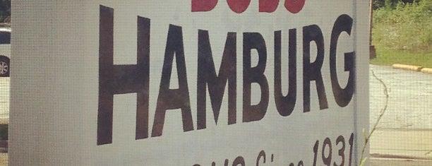 Bob's Hamburg is one of Best Burgers Around the Country.