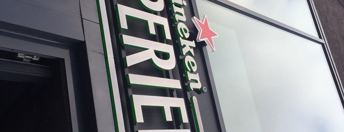 Heineken Stal Departement is one of Davidさんのお気に入りスポット.