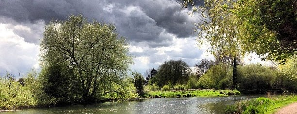 Lee Valley Regional Park is one of Spring Famous London Story.