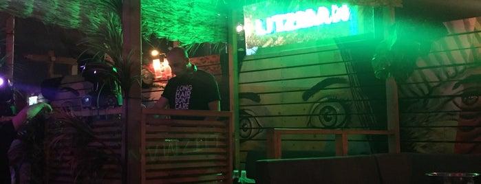 ליצמן Litzman is one of Tel-Aviv great spots.