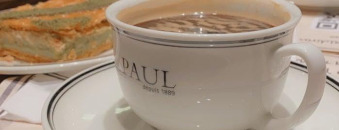 Paul is one of Baku.