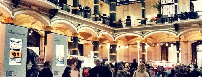 Martin-Gropius-Bau is one of Food & Fun - Berlin.