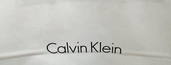 Calvin Klein is one of Posti che sono piaciuti a Jake.