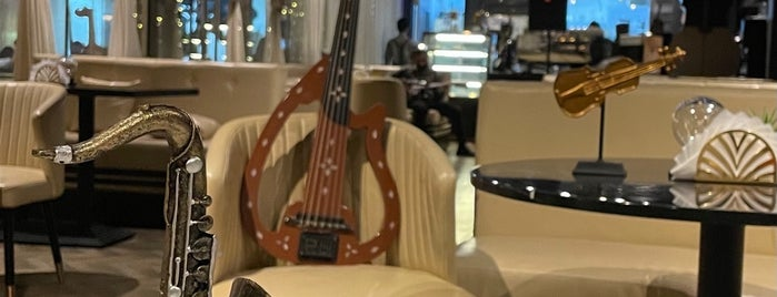 Aria Lounge is one of Queen: сохраненные места.