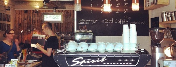 Oslo Kaffebar is one of Coffee spots Berlin.