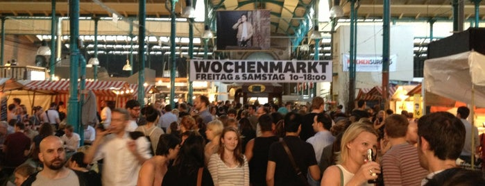 Markthalle Neun is one of Berlin for visitors.
