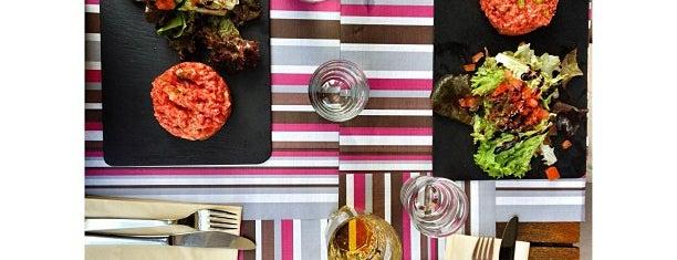 Brasserie La Bonne Franquette is one of French Food in Berlin.