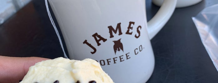 James Coffee Co is one of San Diego.