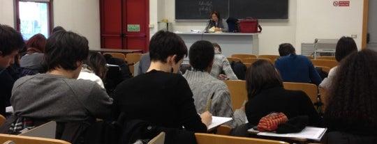 Universita Degli Studi Di Udine is one of #4sqCities #Udine - 30 Tips for travellers!.