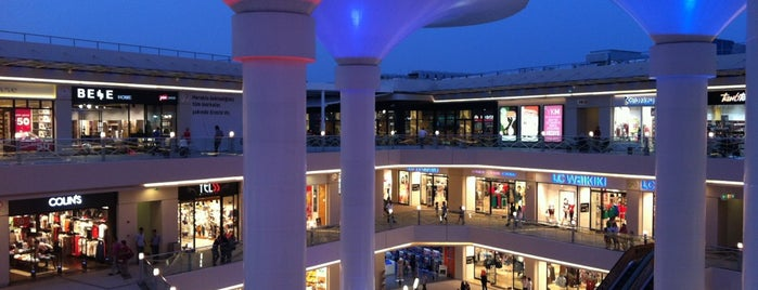 Erasta Antalya is one of Antalya Shopping.