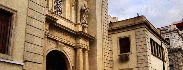 Iglesia Ntra. Sra. de Gracia is one of Edificios emblemáticos 965.