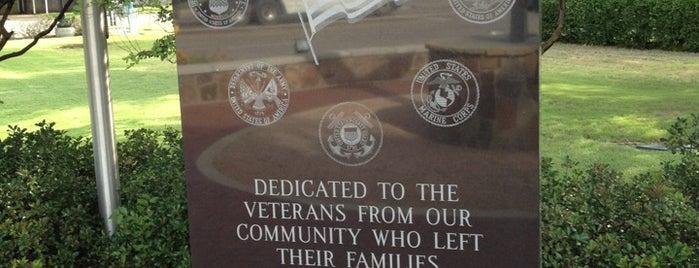 Keller Veterans Memorial is one of Places to go.