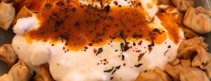 Bodrum Mantı&Cafe Capacity AVM is one of Posti che sono piaciuti a Güçlü.