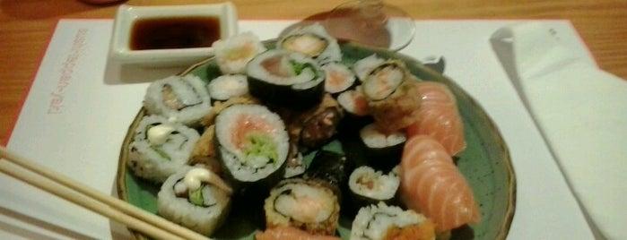 Hokkaido is one of Sushi Restaurants.