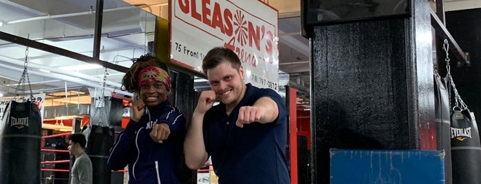 Gleason's Gym is one of New York City Guide.