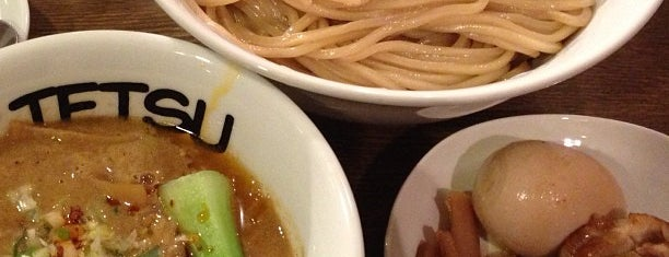 Tsukemen Tetsu is one of Hide 님이 저장한 장소.
