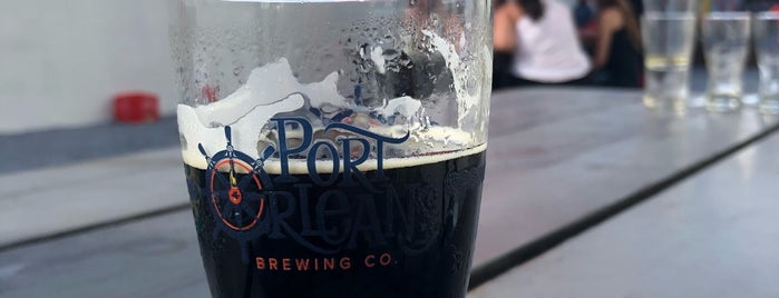 Port Orleans Brewing Co. is one of Locais curtidos por Michael.