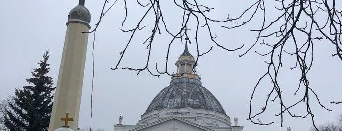 Sv. Pētera Ķēdēs Romas katoļu baznīca is one of D-pils is LoVe.