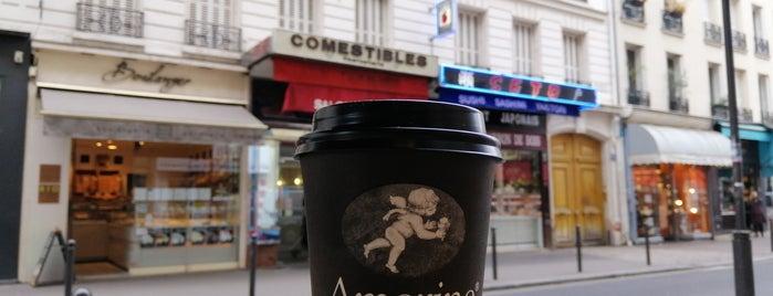 Amorino is one of Paris.