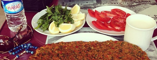 Üçler Kebap & Lahmacun is one of Kenan : понравившиеся места.