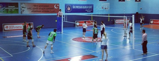 Beden Eğitimi ve Spor Yüksekokulu is one of Lieux qui ont plu à Erdem.