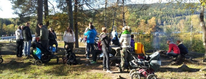 Sognsvann is one of Oslo City Guide.