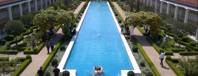 J. Paul Getty Villa is one of Los Angeles.