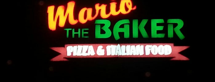 The Original Mario the Baker is one of Beau's Liked Places.