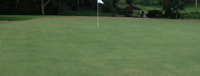Guataparo Golf Club is one of Tempat yang Disukai Guillermo.