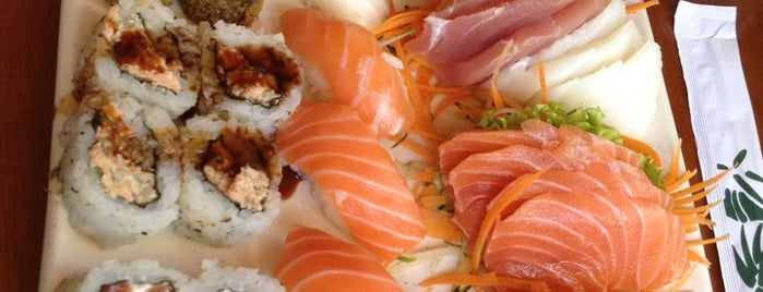 Airin Sushi Bar is one of Almoço dia de semana.