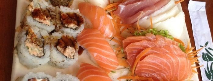 Airin Sushi Bar is one of Lugares guardados de Beatriz.