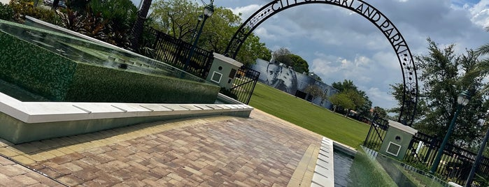 Jaco Pastorius Park is one of Fort Lauderdale.