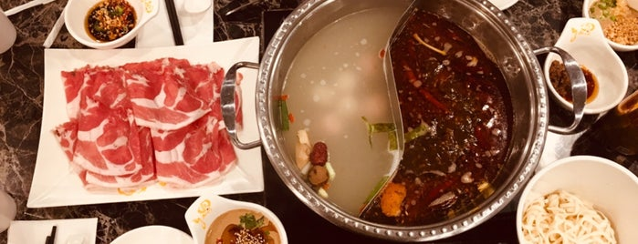 Yan's Cuisine is one of สถานที่ที่ Rebecca ถูกใจ.