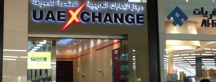 UAE Exchange is one of สถานที่ที่ JOY ถูกใจ.